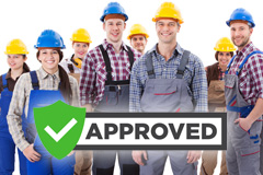 find local approved County Durham trades